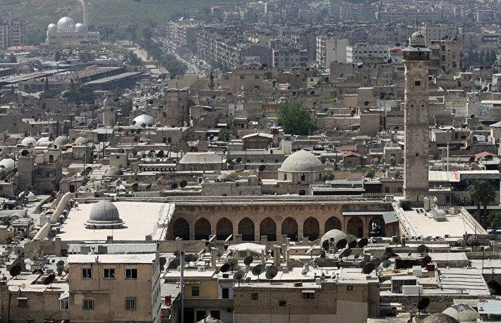 Великая мечеть Алеппо