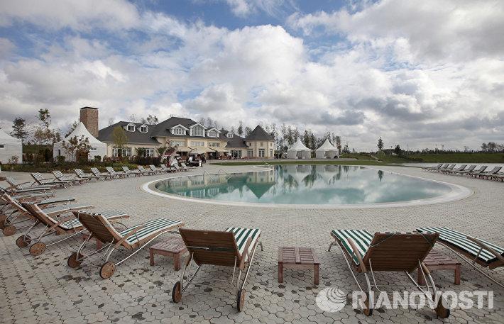 Загородное поместье Agalarov Estate.