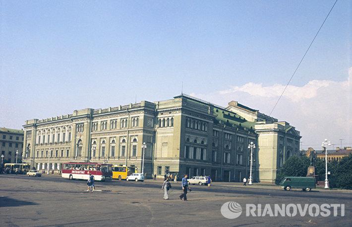 Ленинградский академический Малый театр оперы и балета