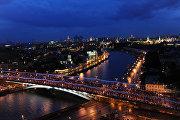 Вид на Большой Устьинский мост