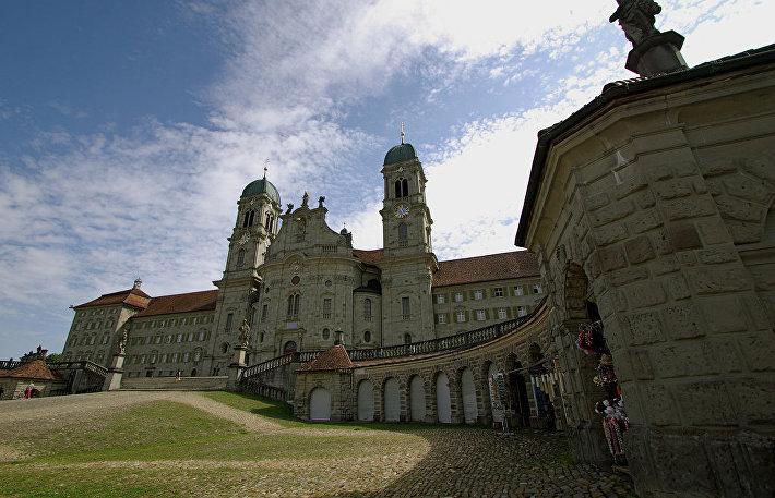 Айнзидельнское аббатство