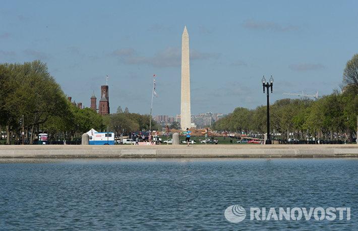 Города мира. Вашингтон