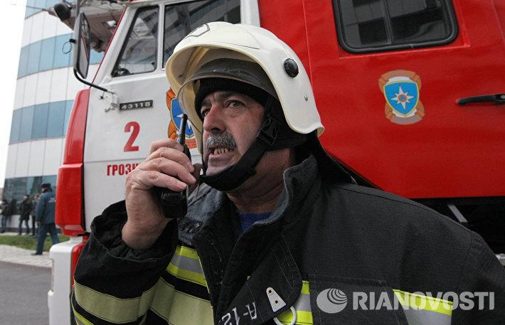 Сотрудник МЧС РФ