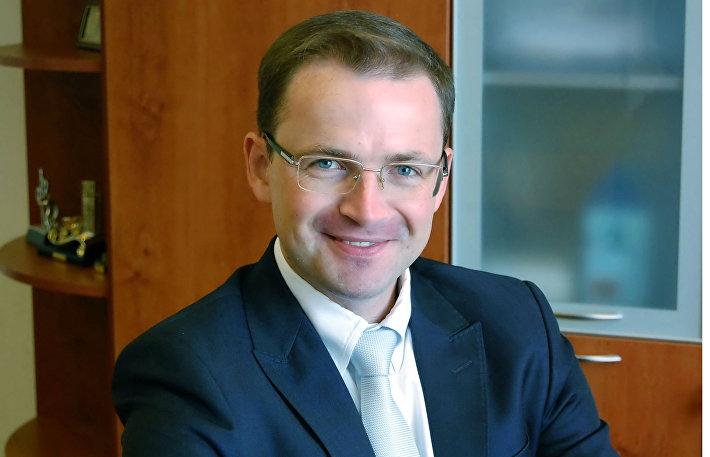 Старший вице-президент банка ВТБ 24 Андрей Осипов