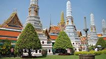 Большой королевский дворец в Таиланде