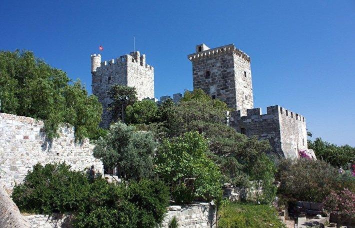 Замок Святого Петра