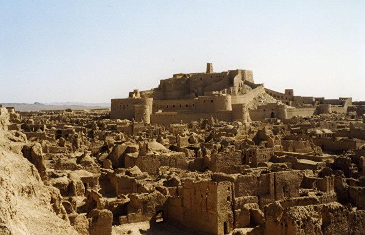 Крепость Бам