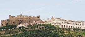 Крепость Сан-Эльмо
