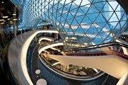 Торговый центр MyZeil во Франкфурте (внутри)