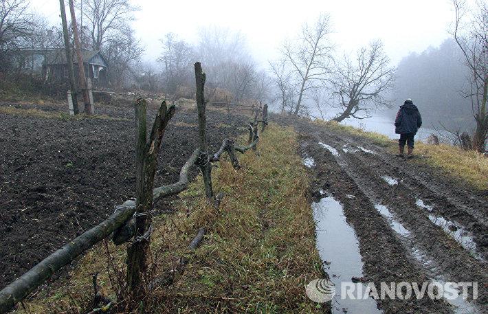 Село Антиповка Павловского района