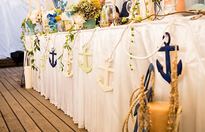 Как оформить свадебное пространство: 10 оригинальных идей декора