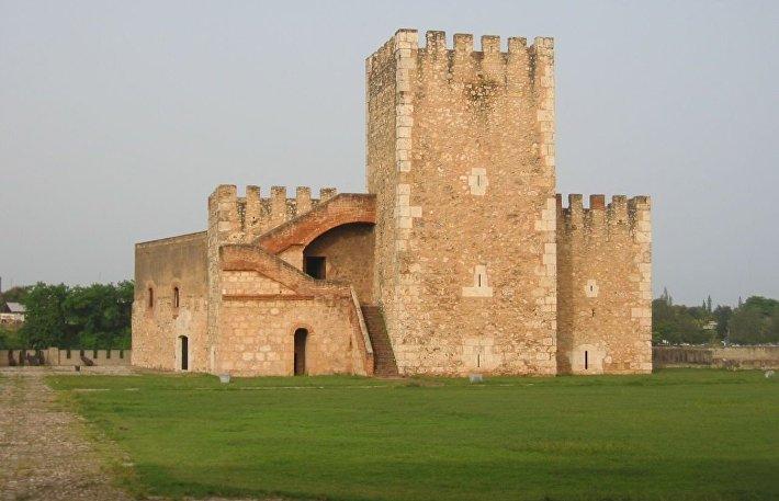 Замок Осама