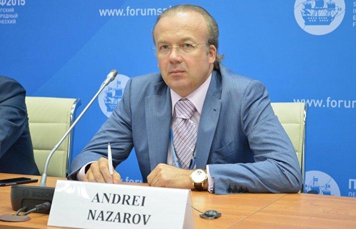Председатель совета директоров группы компаний Гранель Андрей Назаров