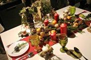 Как нестандартно сервировать стол к Новому году – идеи от дизайнеров