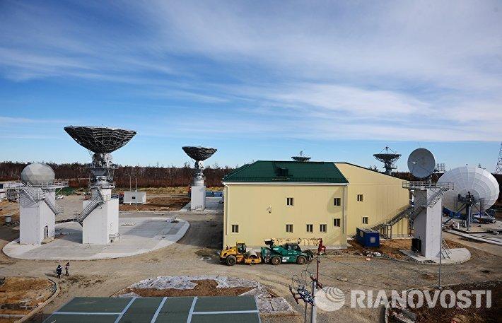 Космодром Восточный в Амурской области