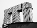 Звериный оскал архитектуры: 8 зданий в форме представителей фауны