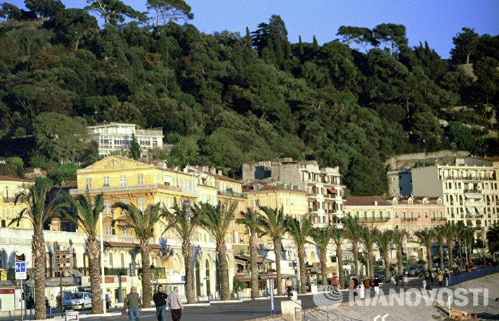 Город Ницца
