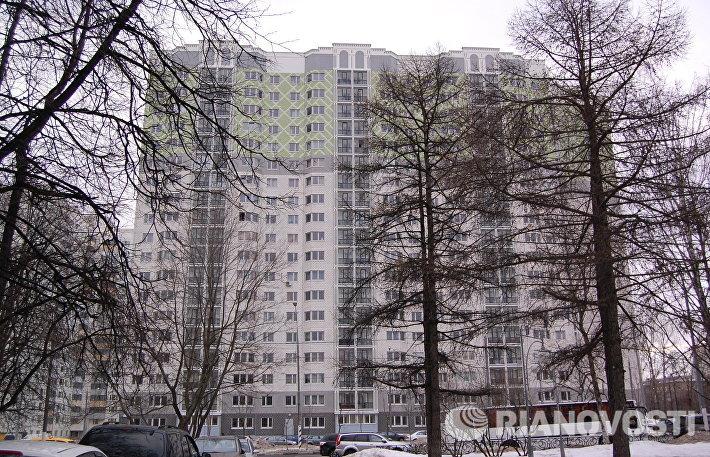 Панельный дом И-155ММ от ГК СУ-155 в Москве