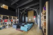 Рабочий интерьер: как обустроены три коворкинг-пространства в Москве