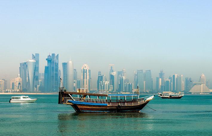 Доха (панорама)