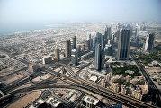 Дубаи (панорама)