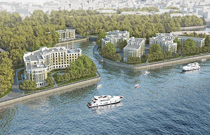 Проект Royal Park в Петербурге