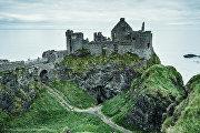 Замок Данлюс, Ирландия