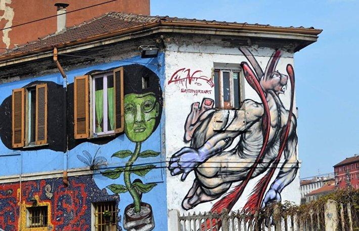 Жилой дом в Милане