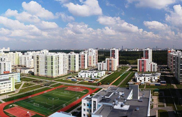 Район Академический в Екатеринбурге