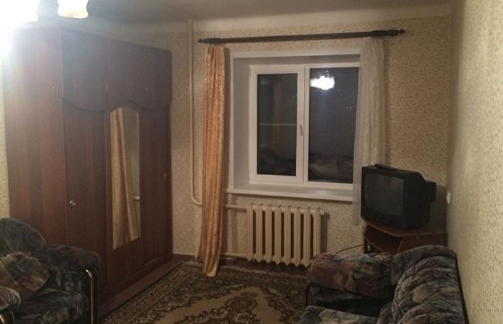 Однокомнатная квартира в Кургане
