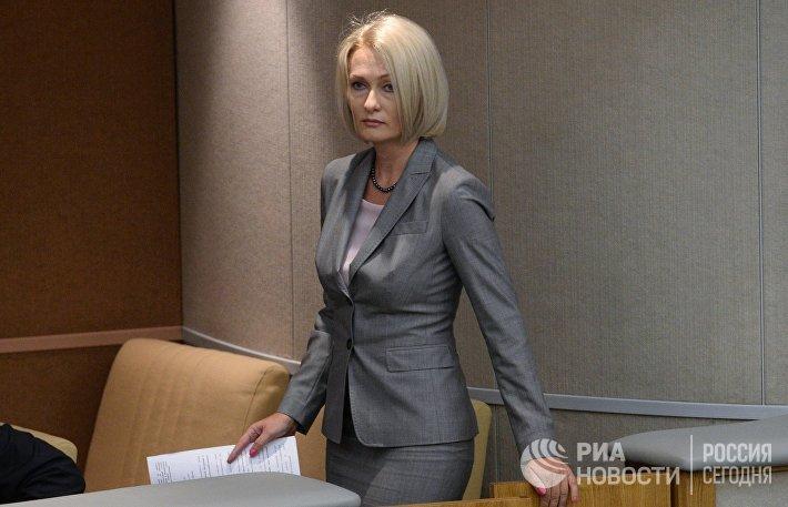 Заместитель министра сельского хозяйства РФ Виктория Абрамченко