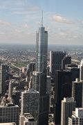 Башня Трампа в Чикаго (США)