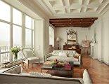 С ног на голову: 8 вариантов сногсшибательного дизайна потолка