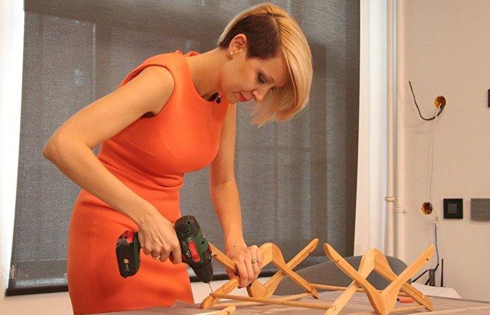 Как старые вешалки превратить в модный кухонный аксессуар: мастер-класс