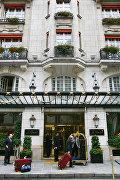 Отель Le Bristol в Париже