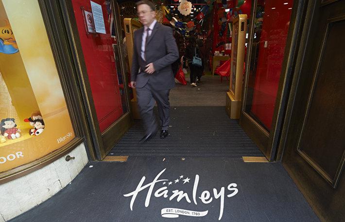 Универмаг Hamley's