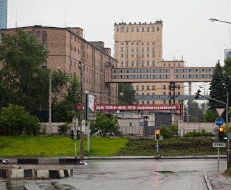 Мелькомбинат Шмитовский проезд, дом 39