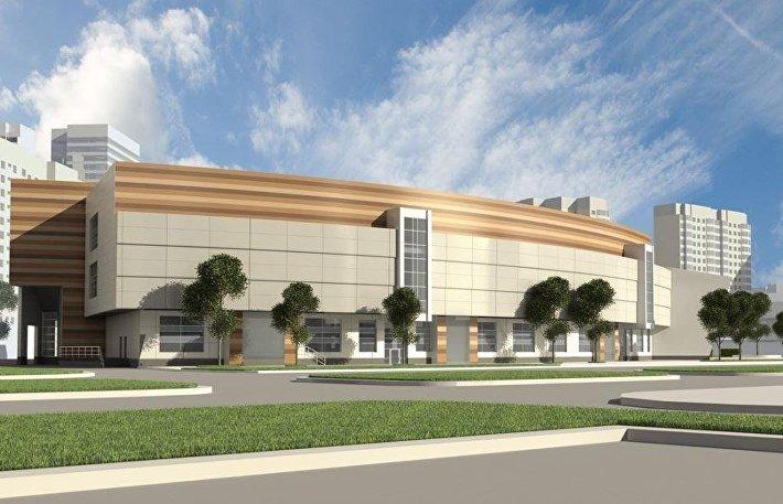 Проект реконструкции торгово-развлекательного центра Ладья