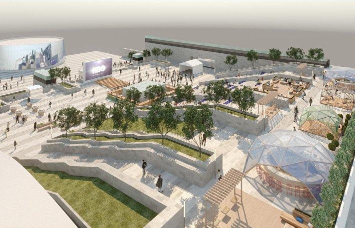 Проект Площадь Сити