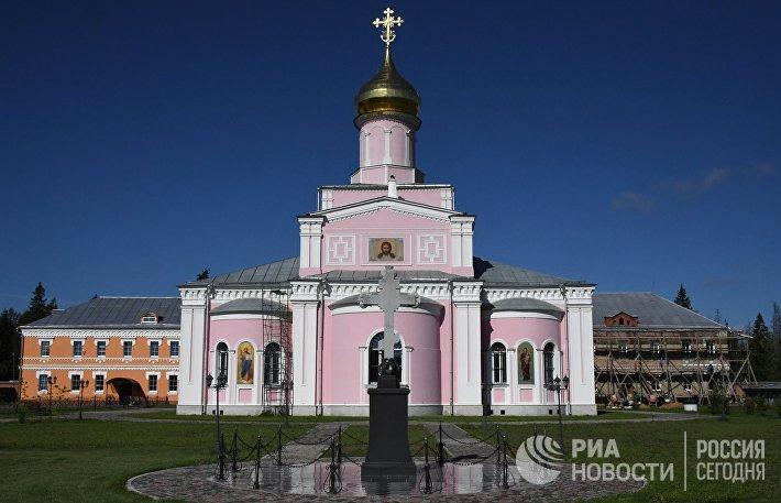 Троице-Одигитриевский ставропигиальный женский монастырь Зосимова Пустынь