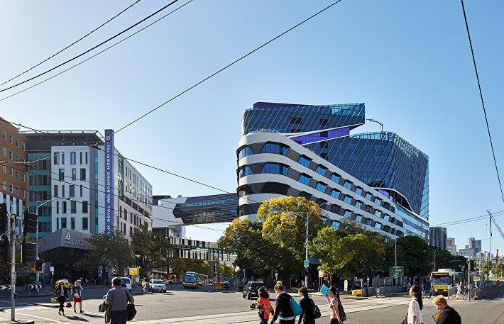 Онкологический центр, Мельбурн, Австралия
