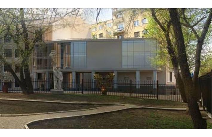 Проект реконструкции зданий гимназии № 1529 им. А.С. Грибоедова
