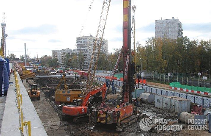 Строительство Северо-Восточной хорды